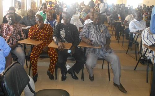 Journées parlementaires de l'UPC-RD: Des recommandations pour l'emploi et l'économie du Burkina