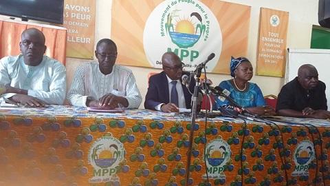 «L'Etat n'est pas un employeur quelconque qui peut se permettre tout avec l'argent …», prévient Lassina Ouattara, président du groupe parlementaire MPP