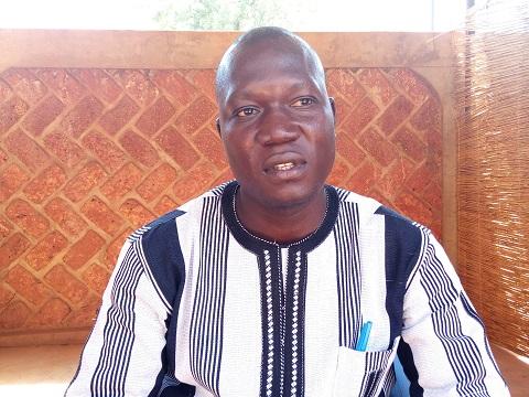 Anatole Niamba, Chef service technique eau et assainissement de la Mairie de Toma: «Les mauvaises habitudes sont difficiles à combattre»