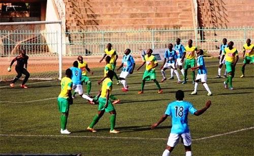 Championnat national D1: ASFA- EFO pour la 19e Journée
