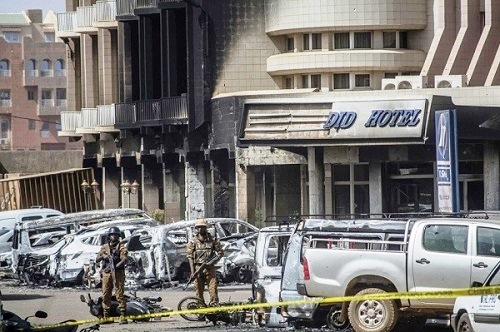 Lutte contre les attaques terroristes: Les solutions de Jonas Hien