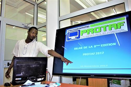 Programme TIC au Faso: Le bilan de la 8e édition satisfaisant mais…