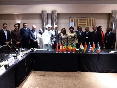Réseau Africain des Autorités de Protection des Données Personnelles (RAPDP): Marguerite Ouédraogo/Bonané élue présidente