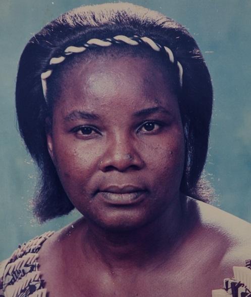 Décès  de  MmeOUEDRAOGO née SARE Virginie: Remerciements