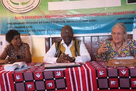 Drogue: «Au Burkina, c'est la folie ou la mort», prévient Ousséni Touré