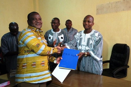 Education au Burkina: 100 millions de FCFA  pour sauver 1000 élèves