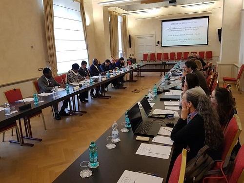 Renforcement de la coopération Burkina-Italie: Les principaux acteurs italiens en concertation avec l'Ambassadeur