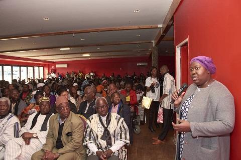 Journée internationale de la femme: la communauté burkinabé de France a célébré l'événement