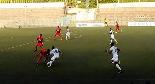 Championnat national D1: L'ASFB conforte sa place de leader