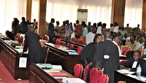 Audience du Tribunal Militaire du 27 février 2018: Une occasion manquée du triomphe du droit, selon Me Paul Taraoré