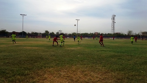 Football féminin: Etincelles surclasse l'USO (4-5)