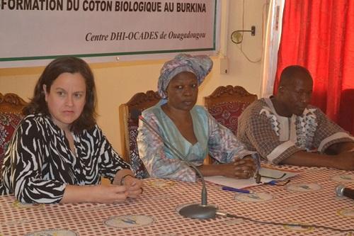 Coton biologique burkinabè: Le Catholic relief services Burkina et ses partenaires échangent sur la question de sa transformation
