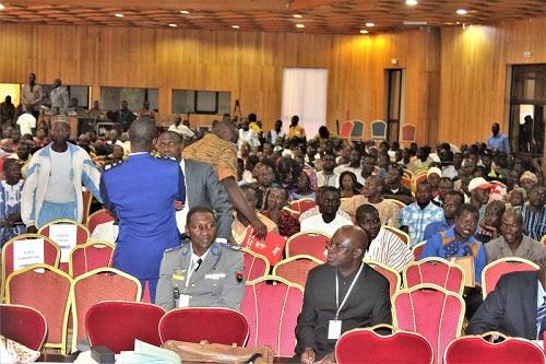 Tribunal militaire de Ouagadougou: Le Conseil constitutionnel dit que la nomination des juges est conforme