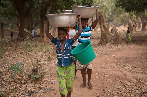 WaterAid Burkina Faso appelle à l'action en faveur de l'accès à l'eau