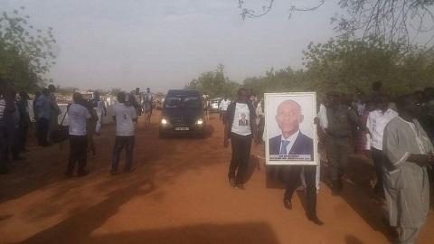 Décès de Jean-Baptiste Natama: L'Ambassadeur a été élevé à titre posthume à la dignité de grand officier de l'Ordre national