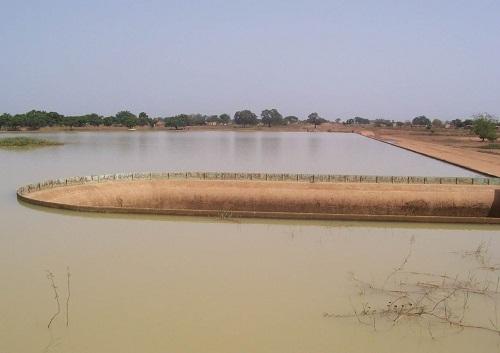 Assèchement du barrage de Loumbila: L'Agence de l'eau du Nakanbé tire sur la sonnette d'alarme