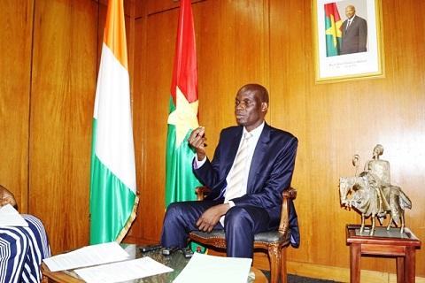 Affaire manifestation contre la Représentation diplomatique et consulaire du Burkina Faso en Côte d'Ivoire: Communiqué de la Représentation diplomatique et consulaire