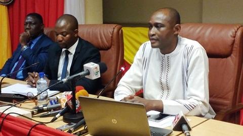 Ministère de l'Economie: Plus de 1300 milliards de francs CFA mobilisés en 2017