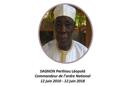 In memoria:  SAGNON Perthiou Léopold