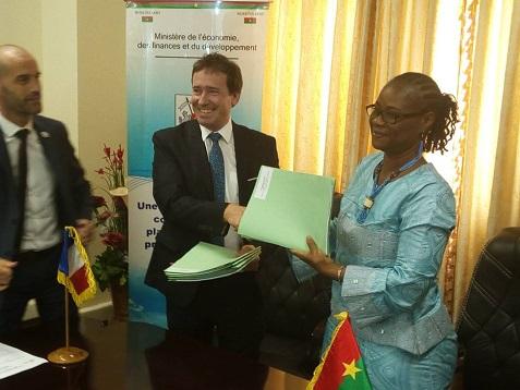 Mise en œuvre du PNDES: La France octroie plus de 19 milliards FCFA au gouvernement burkinabè