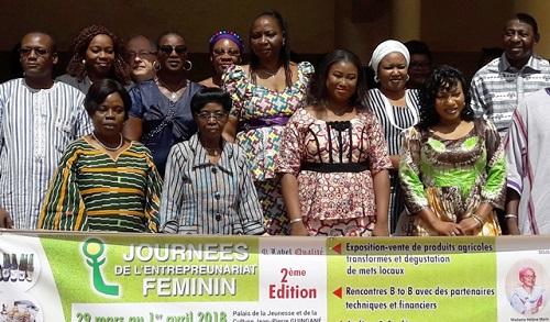 2ème édition  des Journées de l'entreprenariat féminin: Sous le signe de la lutte contre l'insécurité alimentaire