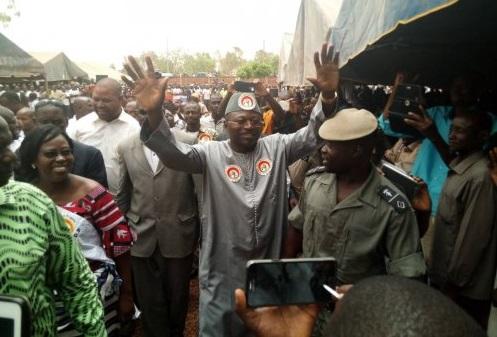 CDP: Eddie Komboïgo et ses camarades dans une