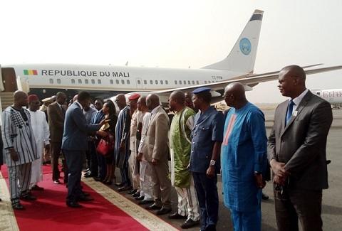 Coopération Burkina- Mali: Des concertations pour relever les défis sécuritaires