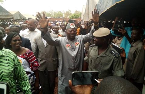 CDP/Ziniaré: «Nous avons entamé la marche de la victoire; elle sera difficile, mais nous  y parviendrons», (Eddie Komboïgo )