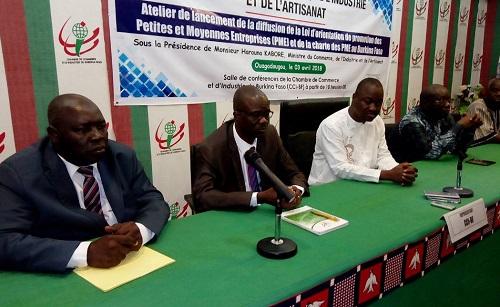 Nouvelle loi sur les PME: Des ateliers régionaux pour une meilleure appropriation des textes par les acteurs