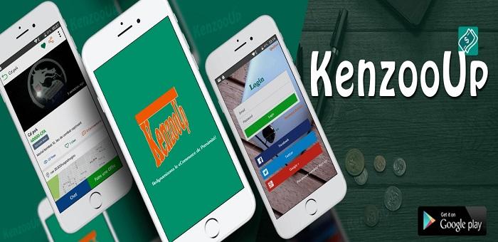 KenzooUp: Nouvelle application de troc, d'achat et de vente en ligne made in Burkina Faso