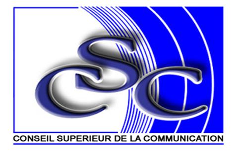 Conseil supérieur de la communication: Le journal Le Reporter à été auditionné