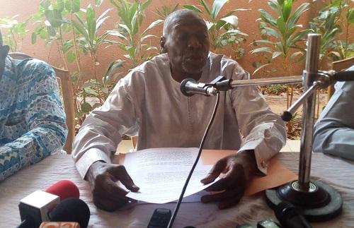 Politique: Le parti de Soumane Touré suspendu pour trois mois