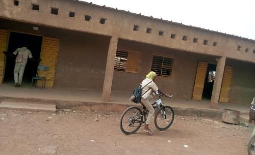 Education: Le Lycée provincial du Nayala fermé suite à des troubles