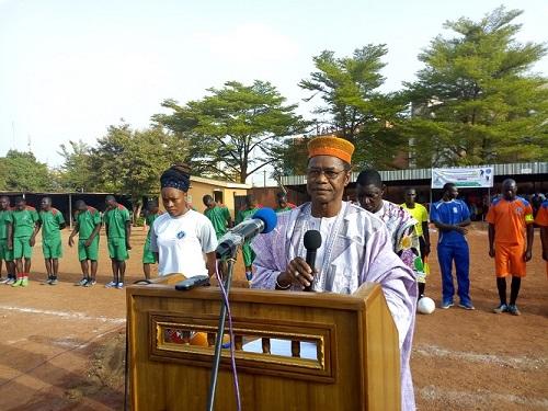 Coupe du Commissaire central de police de Ouaga: Une 1ère édition «Pour plus de cohésion entre policiers»