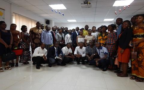 Coris Bank international: 45 nouveaux collaborateurs ont officiellement fait leur entrée au sein du groupe