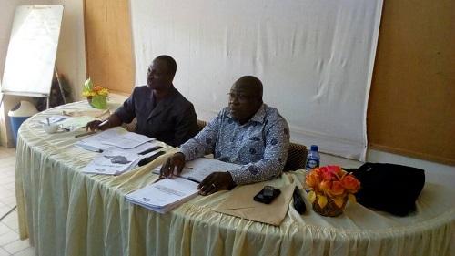 Gestion des ressources en eau: Le Conseil d'Administration de l'Agence de l'Eau des Cascades tient sa première session ordinaire à Bobo-Dioulasso