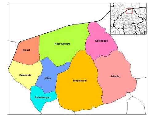 Région du Sahel: Le maire de la commune de Koutougou tué par des individus non identifiés