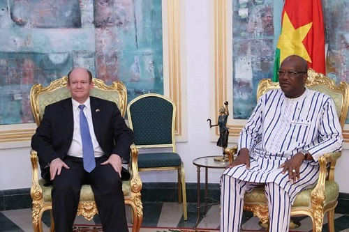 Coopération Burkina Faso - Etats-Unis: Des Sénateurs américains apprécient les efforts du peuple burkinabè