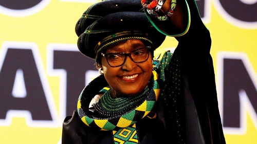 In Memoria. Winnie Mandela, Figure de proue contre l'Apartheid. (1936-2018)