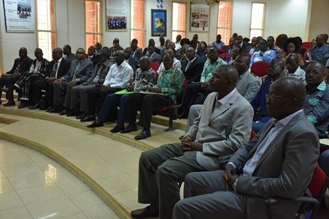 Concours d'agrégation du CAMES: L'Université Ouaga II prépare ses candidats