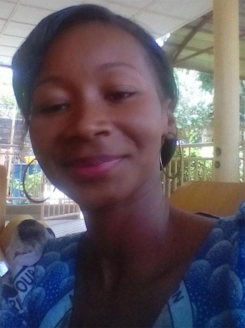 Faire-part: Funérailles chrétiennes de HIEN née SAWADOGO Reine Ingrid Stéphanie
