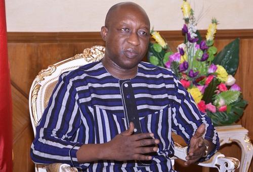 Burkina Faso: Discours sur la situation de la Nation du Premier ministre Paul Kaba Thiéba en direct de l'Assemblée nationale