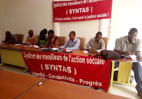 Syndicats du Ministère de la femme: Des sit-in les 18 et 19 avril en attendant la grève de 96 heures