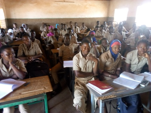 Lycée provincial du Nayala: Les cours ont repris