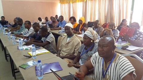 Projet VAC-Gouvernance: Les partenaires partagent leurs expériences