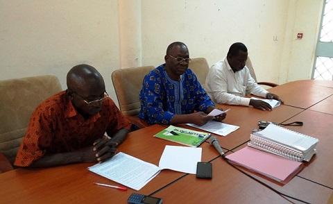 Santé  au Burkina: Le SYNTSHA  dénonce la précarité des formations sanitaires
