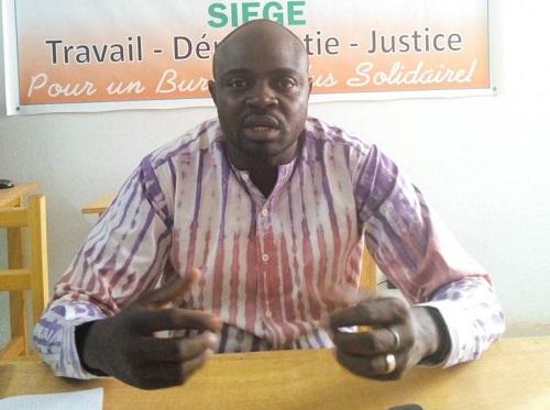 «Dans la perspective du vote des Burkinabè de l'étranger, la Côte d'Ivoire est un enjeu capital pour nous» , Aboubacar Balima, président du PS Burkina