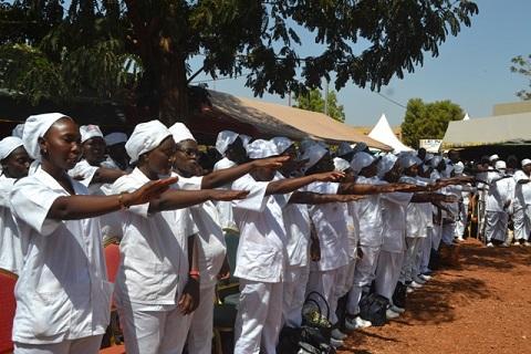 9534274e4c5 Fonction publique burkinabè   Clarifications sur les questions de gestion  des carrières des infirmiers et sages