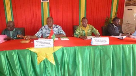 Bobo-Dioulasso: L'arrondissement 2 fait le point de 2017 dans un rapport spécial