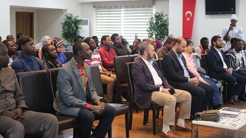 Promotion de la culture burkinabé à l'étranger: La diaspora Burkinabè en Turquie s'active!